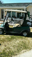 2010 Club Car golf Carts