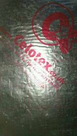 Celotex insulation boards 100mm 2 full sheets