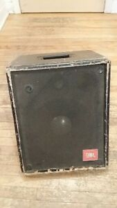 JBL - speaker professional series -200 watts - 1981