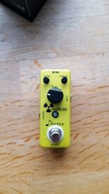 Donner Yellow Fall delay pedal