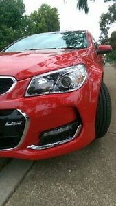 2015 Holden Commodore SSV Redline VF Series II MY16 6.2LTR Auto Taylors Lakes Brimbank Area Preview