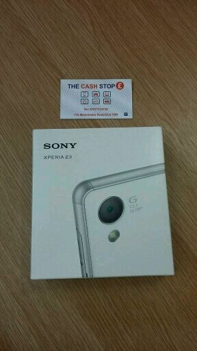 *FREE DELIVERY* SWAPS OFFERS* Sony Xperia Z3 large size