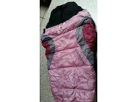 Vange Nitestar Baby Sleeping Bag for camping