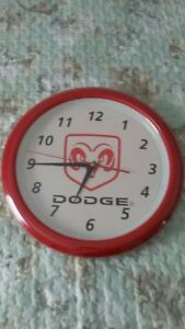 Dodge Clock Brand New