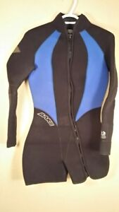 *wetsuit épais  - BARE - 7mm - COLD WATER - taille 11 a 12*
