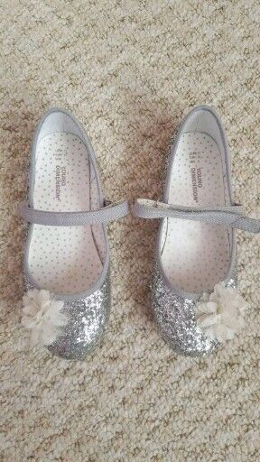 Girl's party shoes, size 13