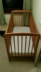 Babies R Us Cyprus Cot for sale - Little Shelford