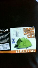 Tent for 5 mens