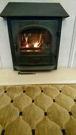 Stockton 7 watt woodburner