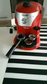 Coffe machine delonghi