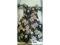 VINTAGE Style Dress Pretty Kitty Fashion Size 16