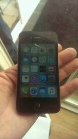 Iphone 4S on EE, 16GB