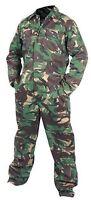Mimetico Militare Dpm Tuta Intera Da Lavoro Boiler Abito Abbigliamento - inter - ebay.it