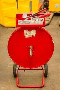 Strapping Cart