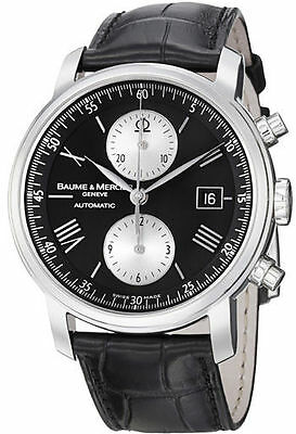 New Baume & Mercier Classima Executives Automatic Chronograph Men's Watch 8733