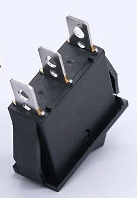 Boat Rocker Switch Toggle Power Spdt On-off-on 3 Pin Ac 250v15a 125v20a