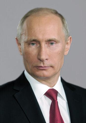 Russian President Vladimir Putin Photo Picture Portrait Politician 8 x 10