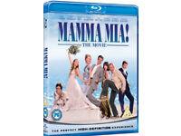 Mamma Mia blu-ray