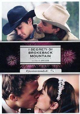 Dvd I SEGRETI DI BROKEBACK MOUNTAIN - (2005) *** Contenuti Speciali ***....NUOVO