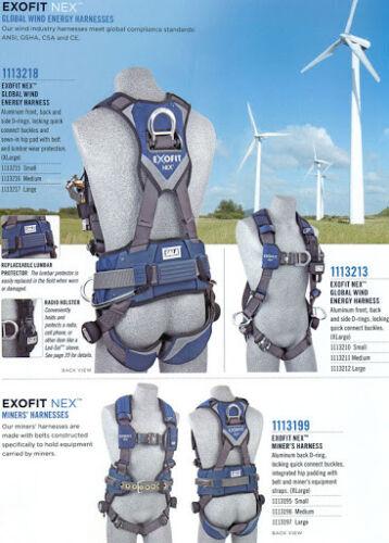 ExoFit NEX Global Wind Energy Construction Harness