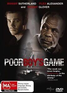 Poor Boy's Game DVD NEW