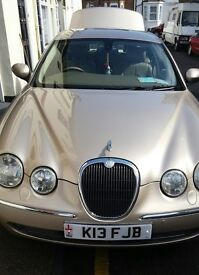 S Type AUTOMATIC Jaguar Diesel 2004 for sale