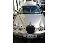 S Type AUTOMATIC Jaguar Diesel 2004 for sale