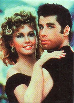 Grease - Fridge Magnet - New and Sealed - Ideal Present
