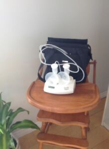 Purely yours Amēda electric breast pump - never used.
