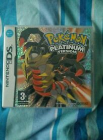 Pokémon Platinum + Pokémon Mystery Dungeon: Blue Rescue Team (DS)