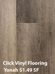 Blowout Sale Vinyl Plank Flooring