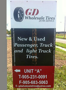 NEW &USED PASSENGER,LIGHT TRUCK,TRUCK ,TRALIER,ATV TIRES Oshawa / Durham Region Toronto (GTA) image 2