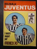 Rivista Calcio - Hurrà Juventus - Anno Viii - N° 5 - Maggio 1970 - maggi - ebay.it