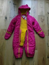 Regatta snow/puddle suit 18-24 months