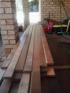 60mm x 19mm tongue n groove jarrah floorboards-denailed$15 per sq Joondalup Joondalup Area Preview