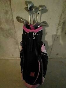 Women's Lefthanded Golf Clubs
