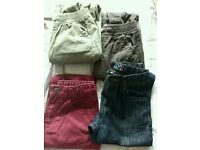 Boys trousers & jeans aged 8-9yrs