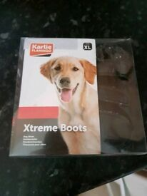 Katie Flamingo Xtreme Dog Boot