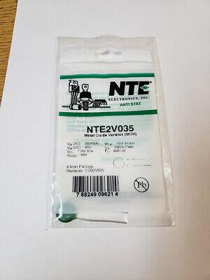 Nte2v035 Metal Oxide Varistor Mov
