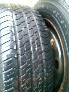 p205/65r15 motomaster all seasons Kitchener / Waterloo Kitchener Area image 1