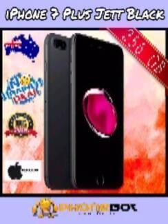 Brand new sealed box iPhone 7 plus 256 GB Jett Black