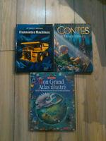 livre pour enfant et romans