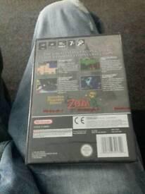 The legend of zelda collector's edition unopened