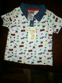 Baby and childrens clothes ex retail stock