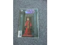 Star Wars comic limited edition ep 1