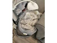 Baby chair swing used but good condition