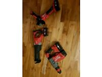 Brand new Milwaukee tools