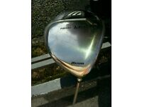 Mizuno forged mp driver 11.5 degree in used con. Schraches here and there!