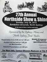 27th ANNUAL NORTHSIDE SHOW & SHINE