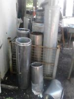 a and b vent pipe